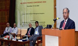 India Finance Conference (IFC) 2014