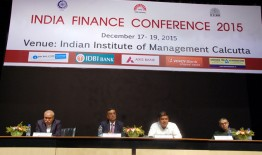 India Finance Conference (IFC) 2015