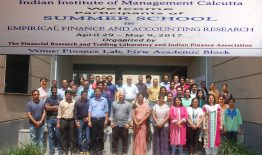 Summer School on  Empirical Finance and Accounting Research